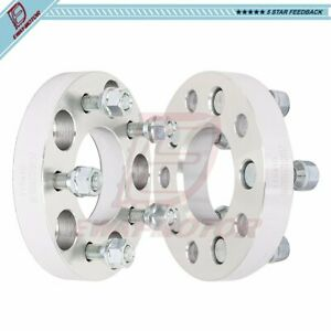 4pc 5x4 75 Wheel Spacers 1 5 For Camaro 1982 1996 1997 1998 1999 2000 2001 2002