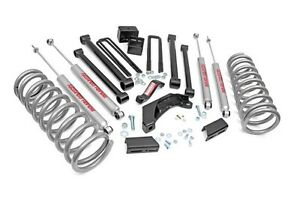 Dodge Ram 1500 5 Suspension Lift Kit 1994 1999 4wd Rough Country