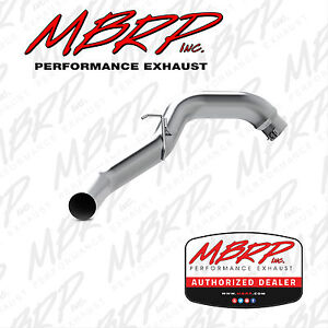 Mbrp 5 Filter Back Exhaust Fits 2013 2018 Dodge Ram 2500 3500 6 7l Cummins