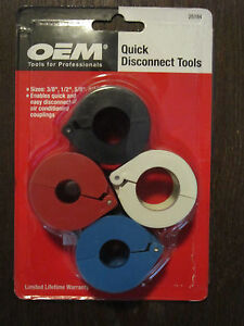 Oem A c Quick Disconnect Tools Air Conditioning Spring Lock Coupling Tools