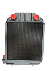 24152 957e8005 Radiator For Ford New Holland Tractor Fordson Dexta