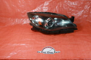08 10 Subaru Wrx Sti Passenger Right Rh Headlight Hid Head Light Assembly Oem