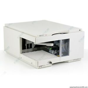 Refurbished Agilent Hp 1100 G1313a Autosampler With 30 day Warranty