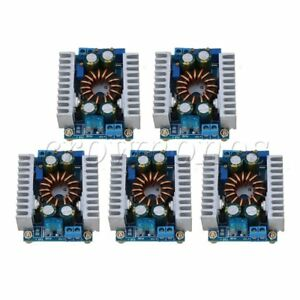 5pcs Pcb Boost Voltage Module Dc dc 150w Step Up 10 32v To 12v 60v