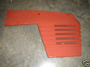 Tx52618 Side Panel Right Hand For Long Tractor