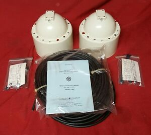 Lot 2 Gyroscope Remote Magnetic Compass Military Digicourse Model 101c F