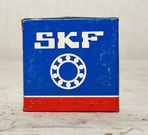 Skf 6009 Sealed Bearings Nib Lot Of 4