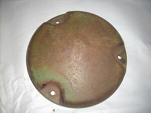 Belt Pulley Cover John Deere Late Unstyled Styled D Tractor
