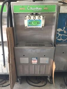 Taylor 754 Soft Serve Frozen Yogurt Ice Cream Machine 3ph Water For Parts