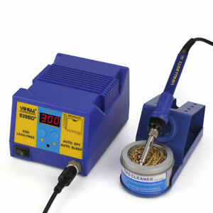 Yihua 939bd Thermostat Soldering Station Soldering Iron Automatic Shut down 220v