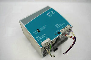 Puls Sl10 100 Power Supply 100 120v 220 240v Dc24v Din Rail