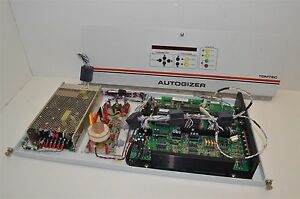 Tomtec Autogizer 700 161 System Power Supply And Main Board With Display
