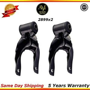 Engine Motor Mounts Front Torque Pair For 97 11chevrolet Pontiac Buick