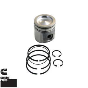 Cummins Piston Kit 50mm 5 9l 24v Cummins Dodge 04 5 07 Ram 2500 3500