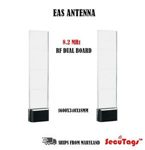 Anti theft 8 2mhz Checkpoint Compatible Security Antenna System Ui3007