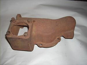 Air Cleanr Bracket John Deere Unstyled A Tractor