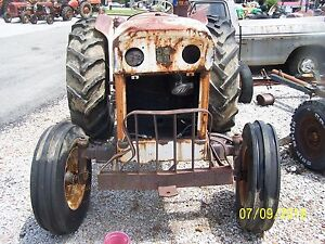David Brown 990 Tractor Left Or Right Spindle Housing Or Axle Knee Housing Only
