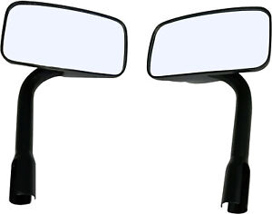 Custom Made Side Extension Mirrors For 2004 up Setra S 417 Tc Coaches buses