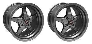 Race Star Honda Acura Fwd 4x100 15x8 Lightweight Drag Racing Wheels 15 Pair