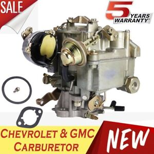 Rochester Style Carburetor For Chevy gmc L6 4 1l 250 4 8l 292 Choke Thermostat