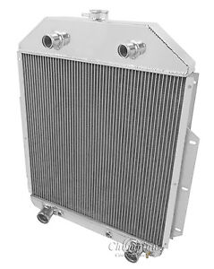 Eagle Racing 3 Row Aluminum Radiator For 1942 52 Ford Truck W Flathead