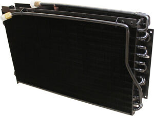 84156148 Condenser For Case Ih 110a 120a 125a 140a Tractors
