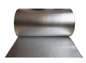 24 X 125 X 1 4 Double Bubble Reflective Foil Insulation