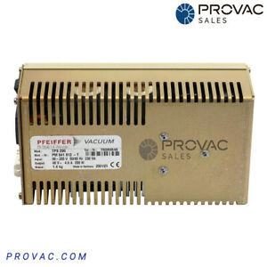 Pfeiffer Tps 200 Turbo Pump Controller Rebuilt By Provac Sales Inc