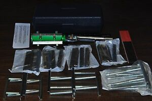 Engine Cylinder Hone Master Set For 2 3 4 To 10 1 4 Lisle 15000 Extra Racks Et