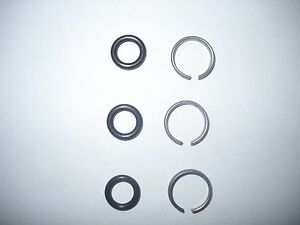 3 8 Impact Wrench Gun Socket Retainer Ring With O Ring 3 Sets