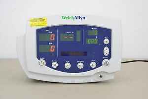 Welch Allyn 530t0 Series 300 Vital Signs Patient Monitor 13278 A12