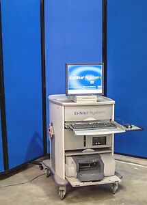 St Jude Medical Ensite System Workstation Esi3000 Cardiac Mapping