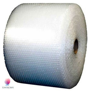 Bubble Wrap 1 2 250 Ft X 12 Large Padding Perforated Shipping Moving Roll
