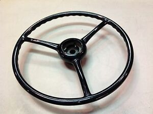 1928 1929 1930 1931 Dodge Plymouth Truck Or Car Steering Wheel 18 Dia Scheller