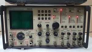 Motorola R2021d ns 220v Communications System Analyzer Service Monitor