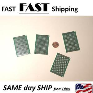Double side Prototype Pcb Panel Universal Circuit Board