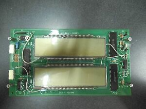 Tokheim 262a M v Display Board 418047 1