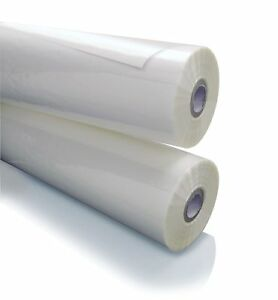 Gbc Thermal Laminating Film 2 Rolls Nap lam 1in Core 1 5 Mil 25in X 500ft