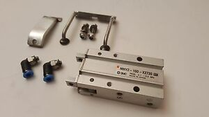 Smc Mhy2 16d x2730 Gripper 180 Degree Festo Air Fittings Pneumatic Cylinder