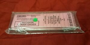 Vishay Micro Measurements Precision Strain Gage Cea 06 500uw 350 5 Pk Gages A1