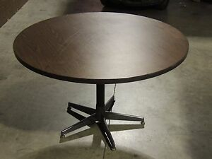 47 Inch Round Conference Table