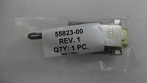 Amp Jumper Thermocouple Connector Db9 Qxp 55823 00 Rev 1 lot Of 14