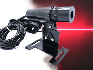 638nm 100mw Red Laser Line Module focusable Red Laser Module 1 Pcs