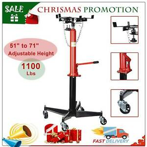 1100lbs 0 5t High Lift Manual Transmission Jack Hydraulic Lift Adjustable Height