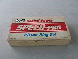 Sealed Power Piston Ring Set Fit Gmc Race 283 307 324 350 5875kx 060