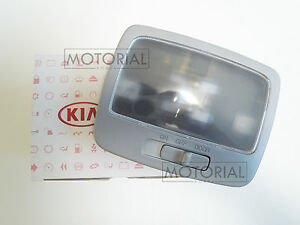 2006 2007 2008 2009 2010 Kia Sportage Genuine Oem Room Lamp Assy