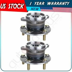 2 Rear Wheel Hub Bearing Assembly Left Or Right Fits Mitsubishi Endeavor 04 08