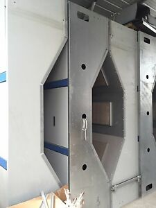 Catalytic Infrared Process Curing Oven For Powder paint Metal glass