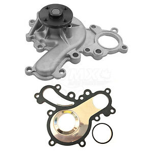 New Water Pump W gasket For 2007 2013 Toyota Sequoia Tundra Lexus Lx570 5 7l