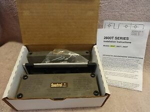 Sentrol 2804t m Explosion Proof Alarm Magnetic Contact High Security New